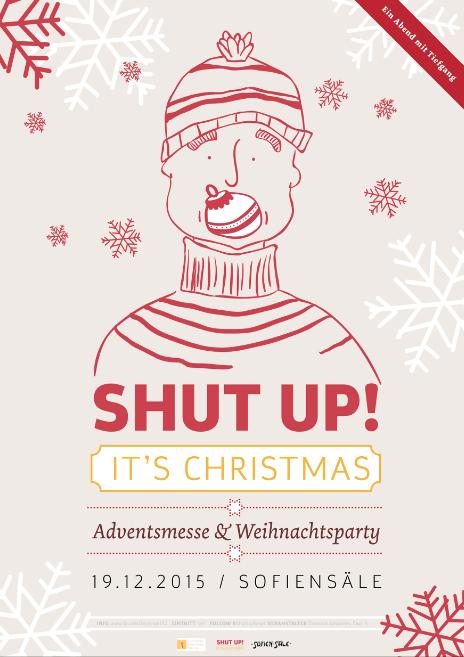 Shut it its Christmas
